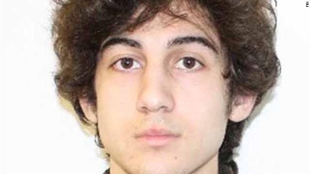 "The FBI released this photo of Dzhokar Tsarnaev, 19, of Cambridge, Massachusetts, on Friday, April 19. Police are searching for him after an overnight chase that left his older brother, Tamerlan Tsarnaev, 26, dead, sources tell CNN. Police say the suspect at large is the man the FBI identified as ""Suspect No. 2.""<br /><br />"