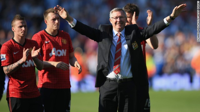manchester united alex ferguson s leadership Alex ferguson has been the manchester united supremo for more than 25 years  he is an autocratic leader who has exercised high levels of power over his.