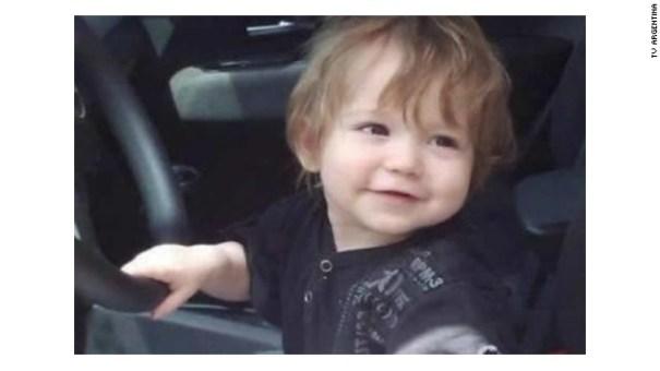 130611152440 renzo story top Muere niño de dos años que recibió trasplante de corazón [Argentina]