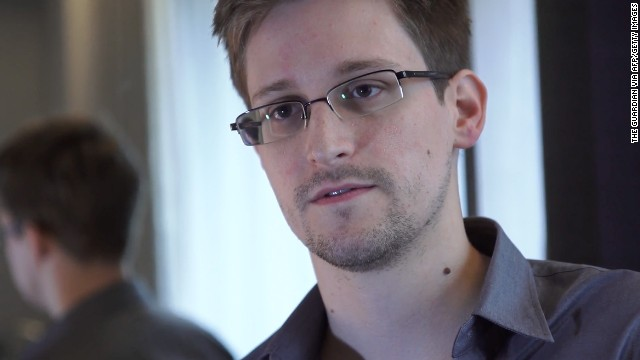 Snowden gets 'highest honor' from Cheney