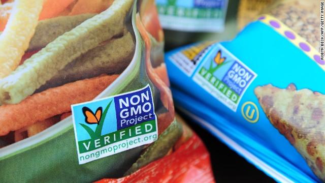 USDA approves voluntary GMO-free label