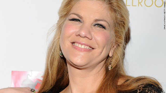 "Kristen Johnston <a href='http://shelf-life.ew.com/2012/03/10/kristen-johnston-talks-about-her-drug-addiction-her-life-threatening-illness-her-recovery-and-her-new-memoir-guts?cnn=yes' target='_blank'>talked about her addiction to drugs and alcohol </a>in her 2012 memoir ""Guts"" and admitted she was depressed during her time on ""3rd Rock From the Sun."" ""And you're not supposed to be,"" she said. ""You can't tell anybody, 'I'm so bummed you gave me an Emmy.' You can't be sad when you're being celebrated. So it was a big conflict and there's no shrink that can understand it."""