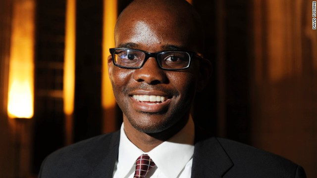 Tope Folarin, winner of the 2013 Caine Prize for African Writing