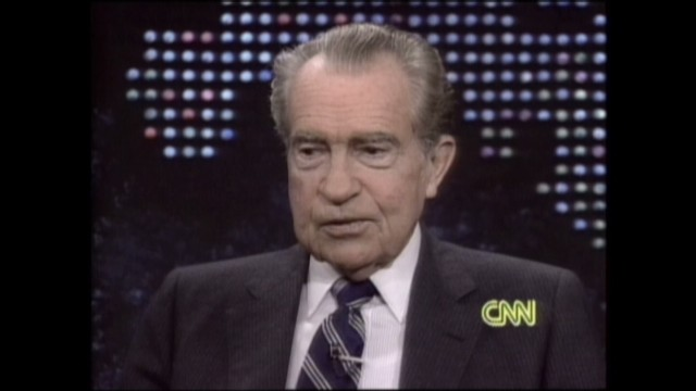 The 340 hours of recordings were made by President Nixon in 1973 from April through July.
