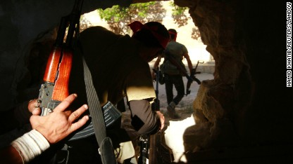 Russia: Evidence implicates Syria rebels