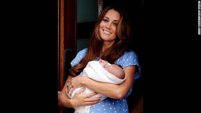 "A Kensington Palace spokesman said: ""Mother, son and father are all doing well this morning."""
