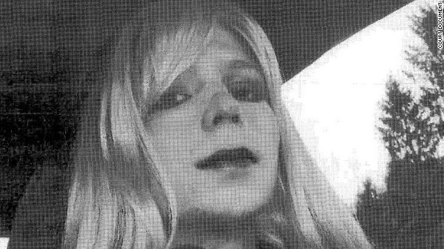 Photos: Intelligence leaker Bradley Manning
