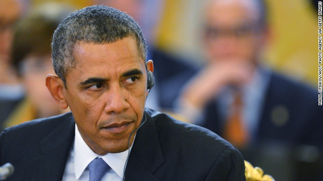 Obama hits new low on foreign policy in CNN polling