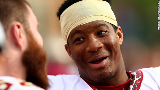 Florida State University quarterback Jameis Winston said it was