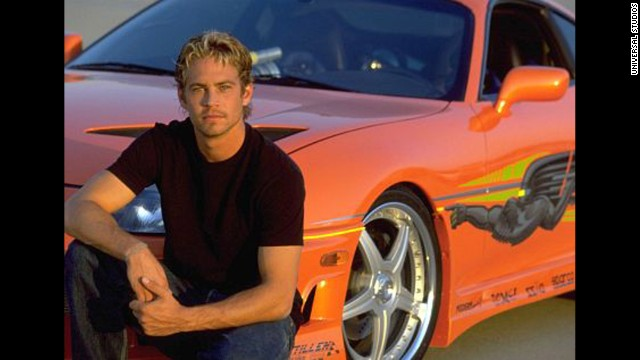 "Walker appears in ""The Fast and The Furious,"" the first movie in the franchise."