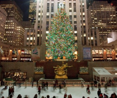 Árbol de Navidad del Centro Rockefeller, Nueva York