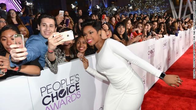Jennifer Hudson People's Choice Awards 2014