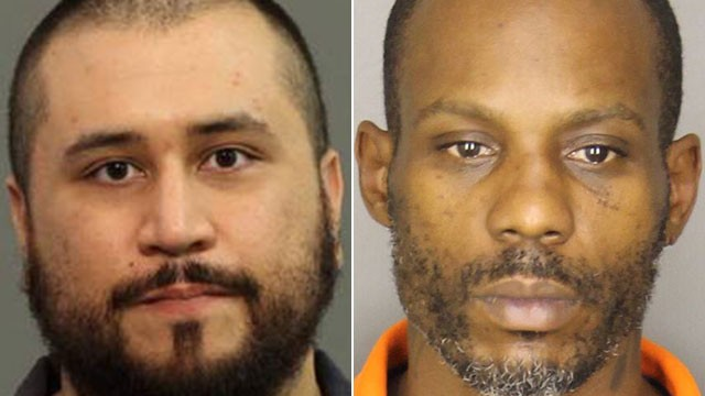 George Zimmerman will fight DMX in a celebrity boxing match, a promoter says.