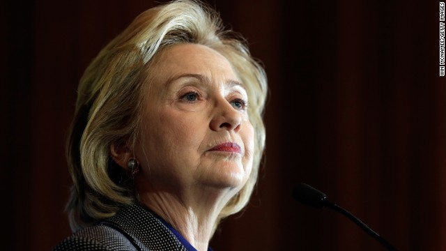 Hillary Clinton: It's up to Putin whether there's 'another Cold War'