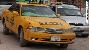 Hargeisa Taxi wants to bring a little \