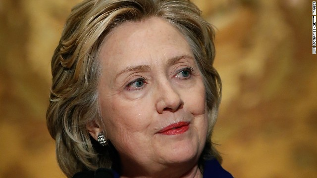 Hillary Clinton to take part in live CNN town hall