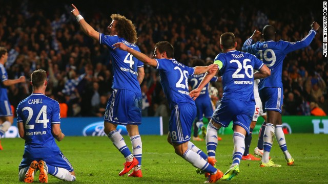 Chelsea rallies to join Real Madrid in Champions League ...