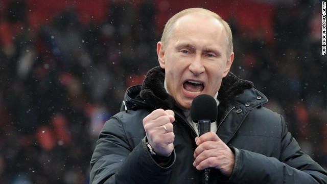 File photo: Russian President Vladimir Putin signed off on a new law that bans swearing at arts, cultural and entertainment events in the country.
