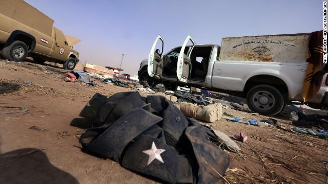Iraq is on a precipice