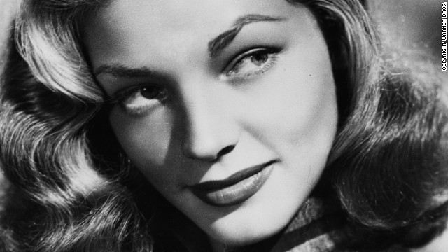 Actress Lauren Bacall, the husky-voiced Hollywood icon known for her sultry sensuality, died Tuesday, August 12. She was 89. Click through to take a look at the iconic actress' life.