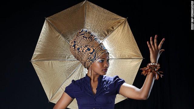 African Fashion Designer Shoots For The Stars Cnn Com