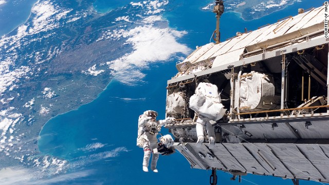 One challenge for astronauts is keeping well nourished and free of infection, especially on long-duration manned missions.