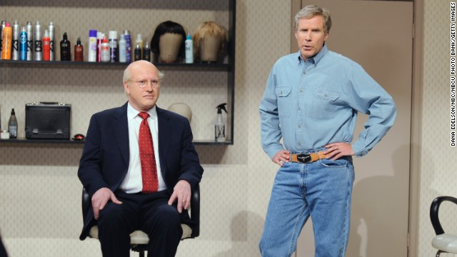 Will Ferrell as George W. Bush