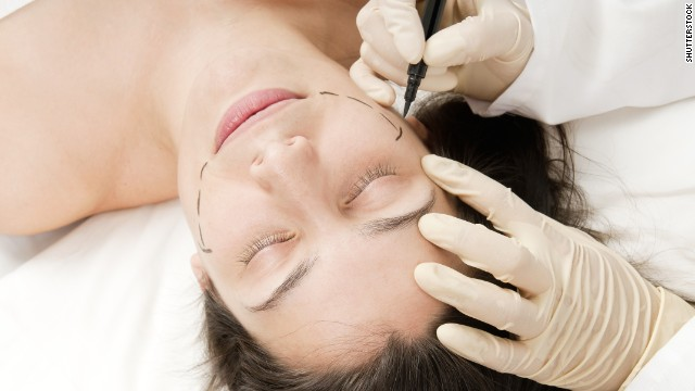 Surgery can be difficult to hide, especially large operations such as tummy tucks and face-lifts.