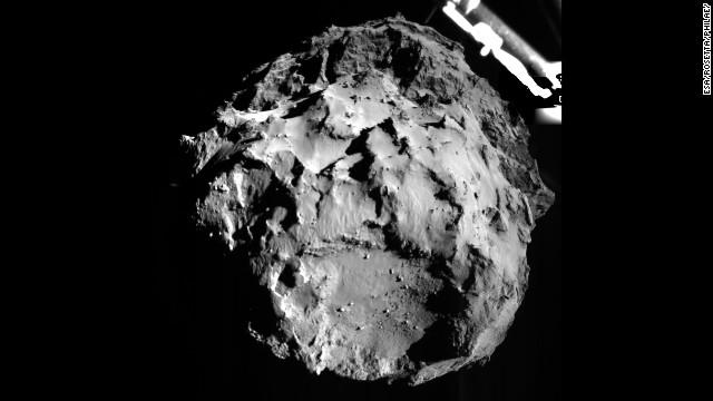 Rosetta: The comet chaser