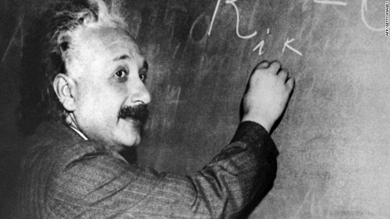 Albert Einstein's theory of general relativity completely overturned our understanding of the nature of gravity, space and time.