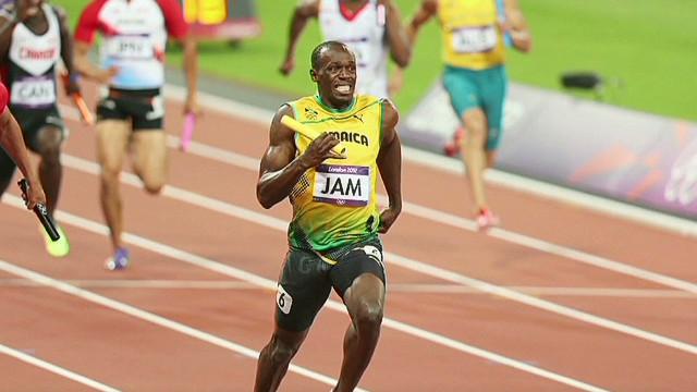 Resultado de imagem para Usain Bolt