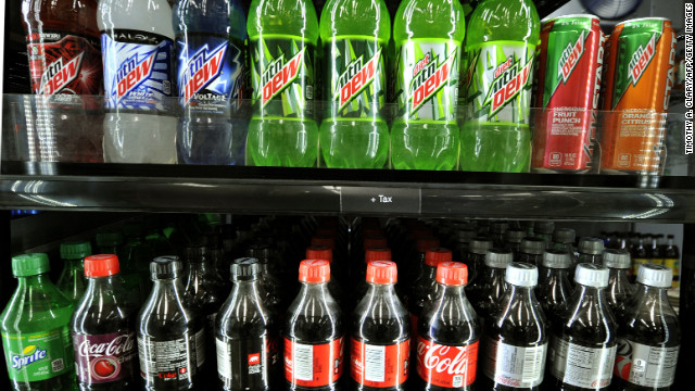 WHO urges taxing sugary drinks, but are such measures effective?