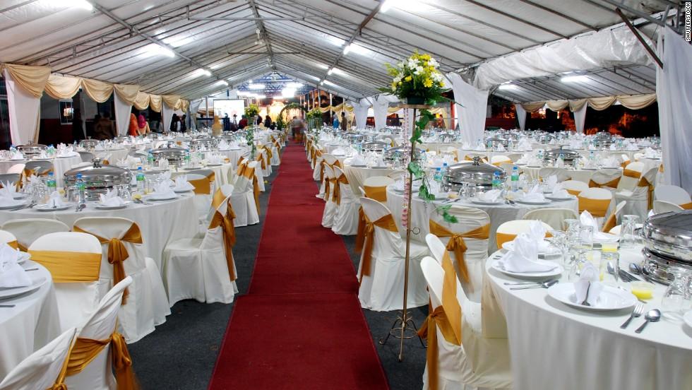 Cheap Wedding Reception