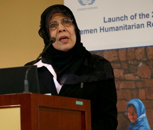 Yemen Minister On Child Marriage Enough Is Enough