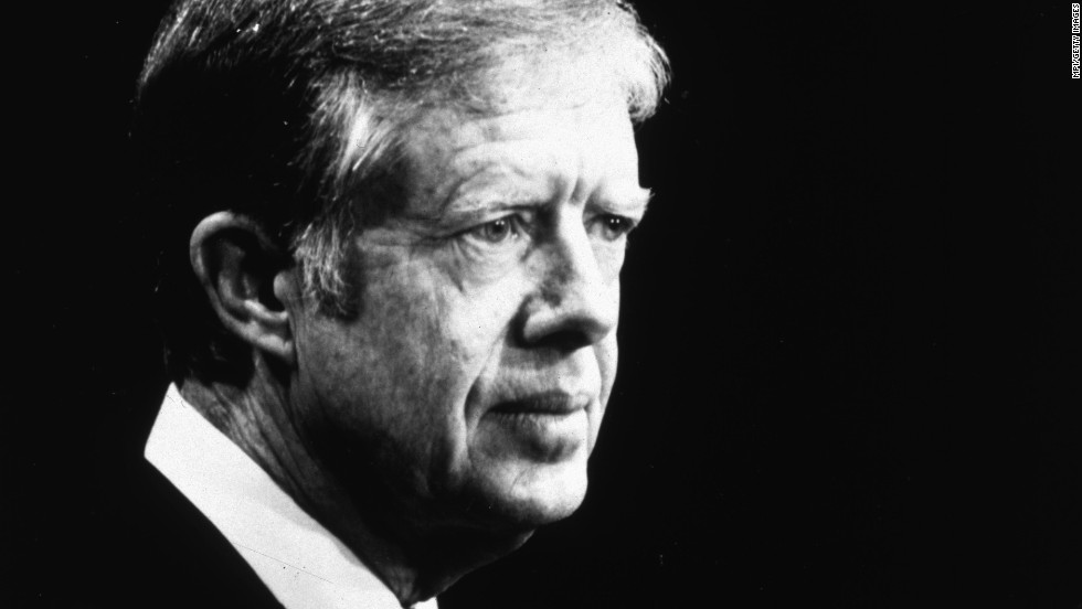 From 1977 to 1981, Jimmy Carter served as the 39th President of the United States. Click through the gallery to look back at moments from his life and career.