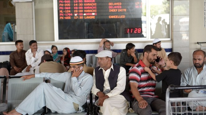 """Ranked the world's """"Worst Airport of 2014,"""" Islamabad's international airport has seen improvements over the past year, said Sleeping in Airports. Washrooms have been upgraded, while a new lounge has been added. The airport also increased the number of check-in and immigration counters. Nonetheless, critics say it could still use a good scrub, better crowd control and friendlier staff."""