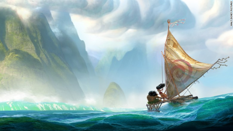 "Disney is making another movie with a notable female protagonist. ""Moana,"" coming in late 2016, is about a Polynesian girl from Oceania who goes in search of adventure."