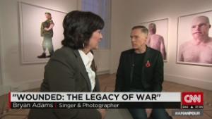 Bryan Adams captures the legacy of war