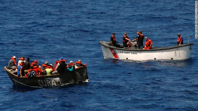 Más cubanos se dirigen a EE.UU. por rumores de un presunto cambio de política