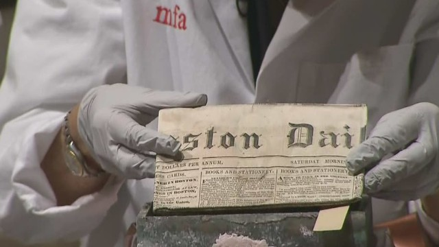 vo sot paul revere sam adams time capsule newspaper_00010923