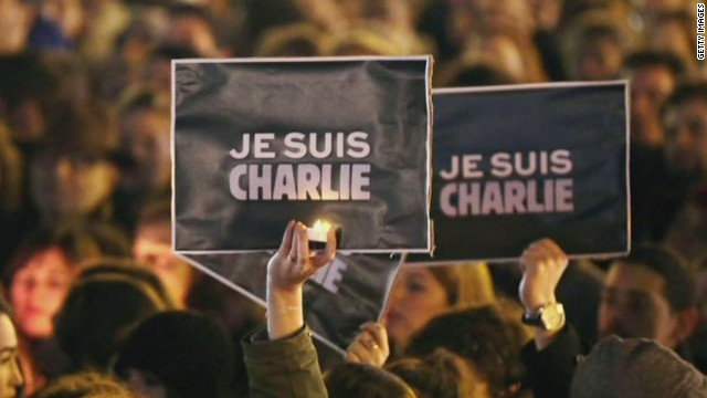 I am Charlie: Paris Mourns