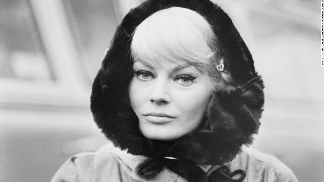 "<a href=""http://www.cnn.com/2015/01/11/showbiz/feat-anita-ekberg-dies/index.html"">Anita Ekberg</a>, the actress and international sex symbol best known for her role in ""La Dolce Vita,"" died in Italy on Sunday, January 11. She was 83."