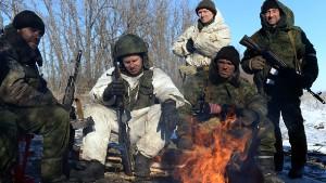 Ukraine: Russia has 'full control' over separatists