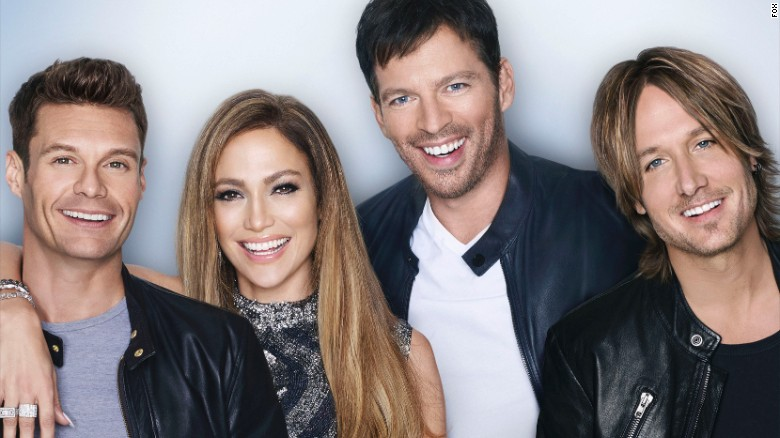 """American Idol"" host Ryan Seacrest, left, and judges Jennifer Lopez, Harry Connick Jr. and Keith Urban will soon be out of a job. Fox has announced that season 15 will be the show's last. Let's catch up with some of the stars."