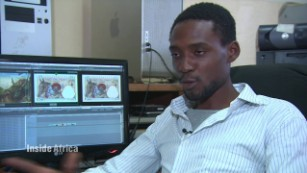 Lights, Cameroon, action! Africa's budding filmmakers
