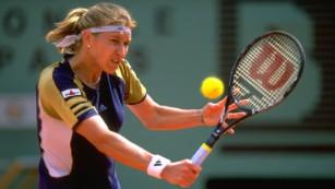 How Steffi Graf fell in love with Roland Garros