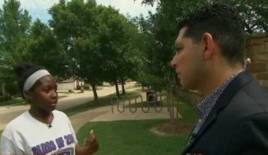 Backlash after Texas cop pulls gun on unarmed teens