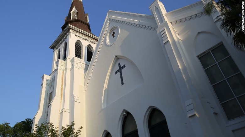 Charleston pastor: Gun reform is 'shared responsibility'