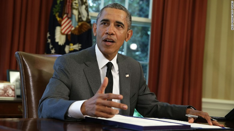 U.S. President Barack Obama signed a bill Friday that modernizes the terms used for minorities.