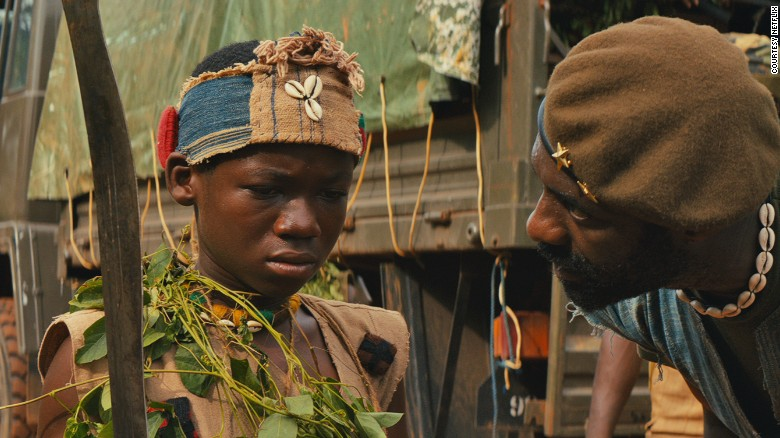 Abraham Attah was a complete newcomer when he was chosen to play in the movie.